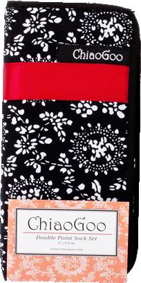 ChiaoGoo Double Point Sock Set (15cm)