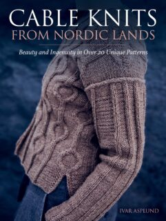 Cable Knits From Nordic Lands