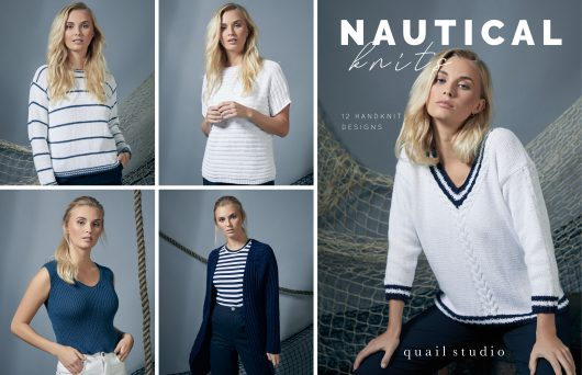 Rowan Nautical Knits