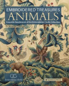 Embroidered Treasures - Animals