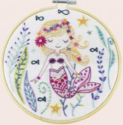 Marjolaine, la petite sirène