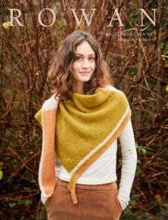 Rowan knitting and crochet magazine 68 de afstap Amsterdam
