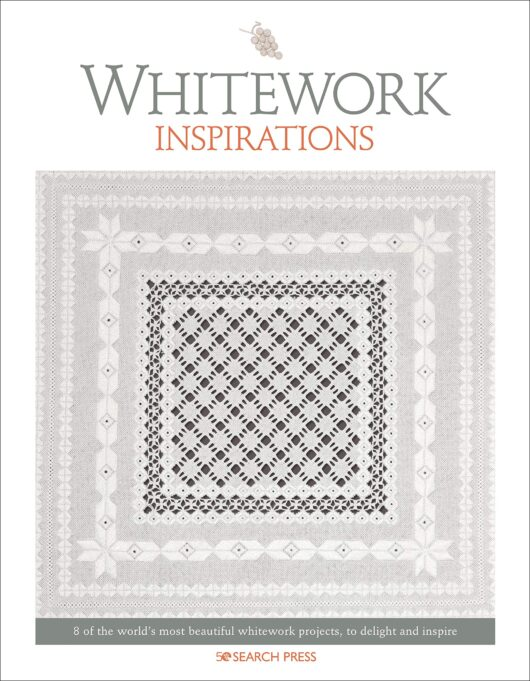 Whitework Inspirations: 8 of the world's most beautiful whitework projects, to delight and inspire