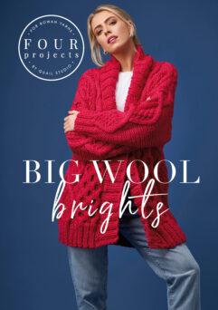 Rowan Big wool brights de afstap amsterdam