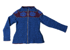 Christel's Favourite Jacket - Blue
