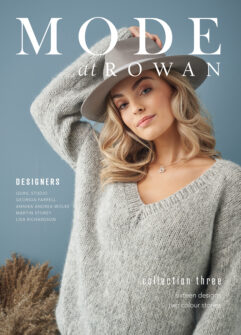 Mode at Rowan Collection Three de afstap