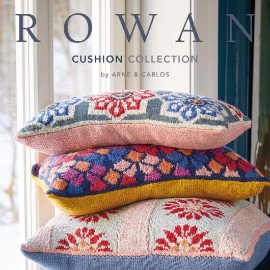 Rowan Cushion Collection by Arne & Carlos