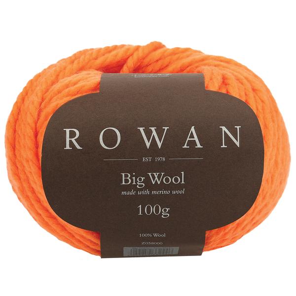 de Afstap Amsterdam Rowan Big Wool 090