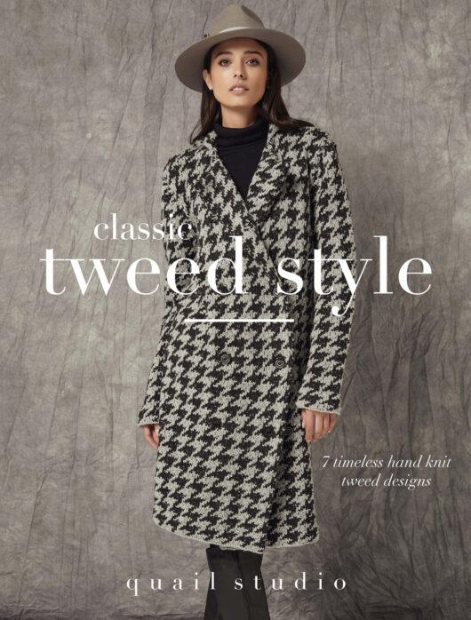 rowan Classic Tweed Style de afstap