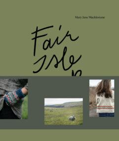 Fair Isle Weekend breiboek de afstap amsterdam