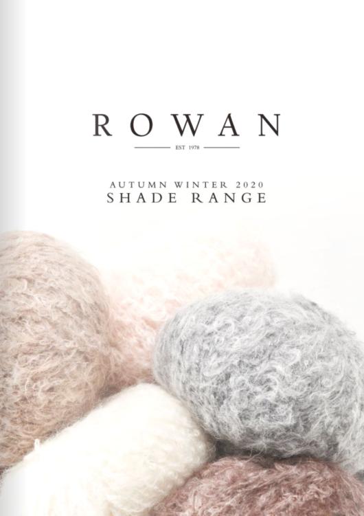 Rowan - Autumn Winter 2020/21 Shade Range
