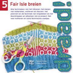 Draad 5 - Fair Isle breien