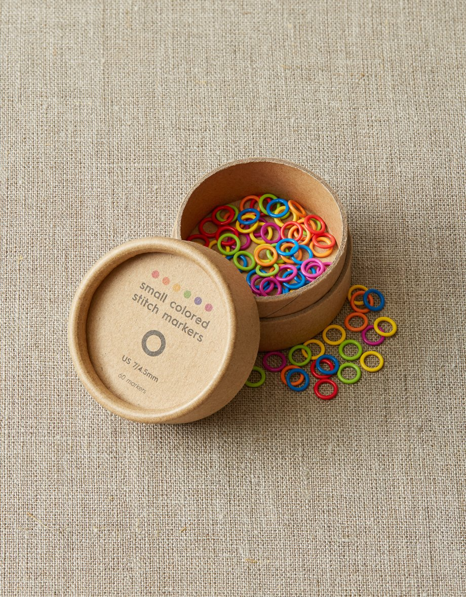Cocoknits Small Colorful Stitch Markers