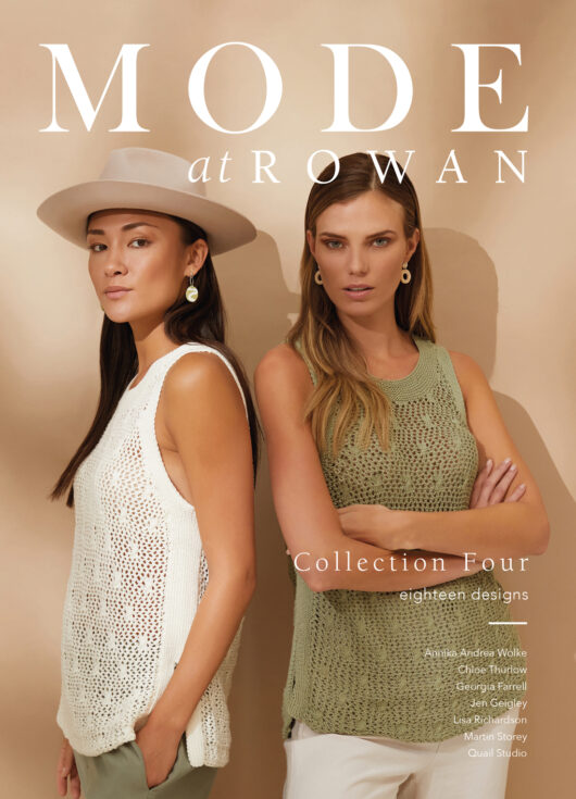 Mode at Rowan – Collection Four de afstap amsterdam