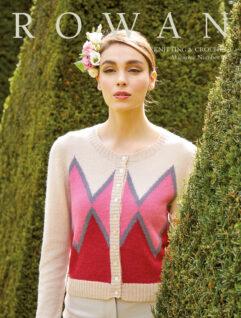 Rowan knitting and crochet magazine 69 de afstap Amsterdam