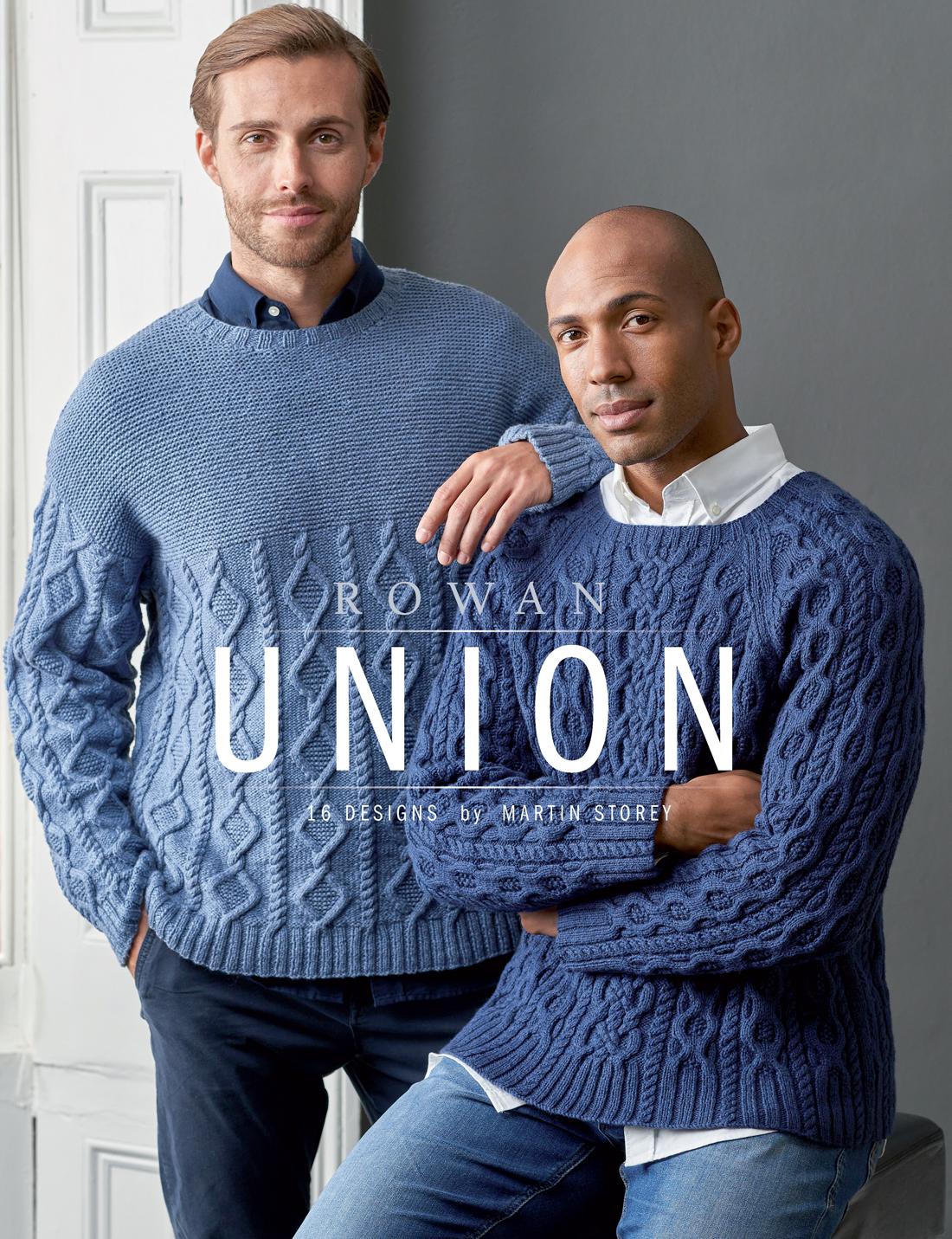 Rowan Union breiboek verkrijgbaar bij de Afstap