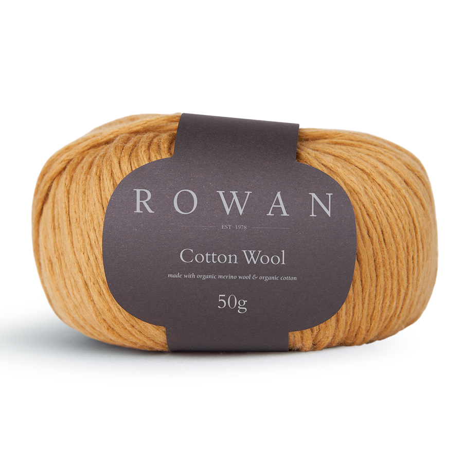 Rowan cotton wool breigaren bij de Afstap amsterdam