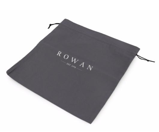 Rowan Drawstring Project Bag