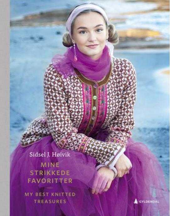 Mine strikkede favoritter breiboek van Sidsel J. Høivik