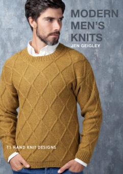 Rowan Modern Men's Knits