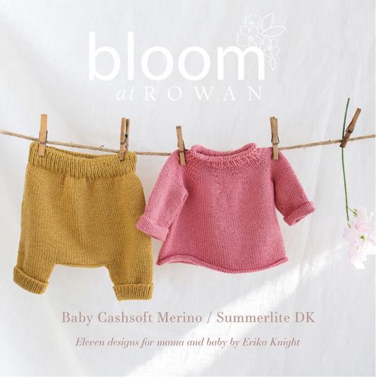 Bloom Book Two Baby Cashsoft Merino / Summerlite DK
