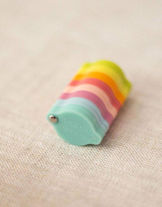 Cocoknits Needle Gauge / naaldenmeter kopen bij wolwinkel de Afstap Amsterdam en in onze webshop!