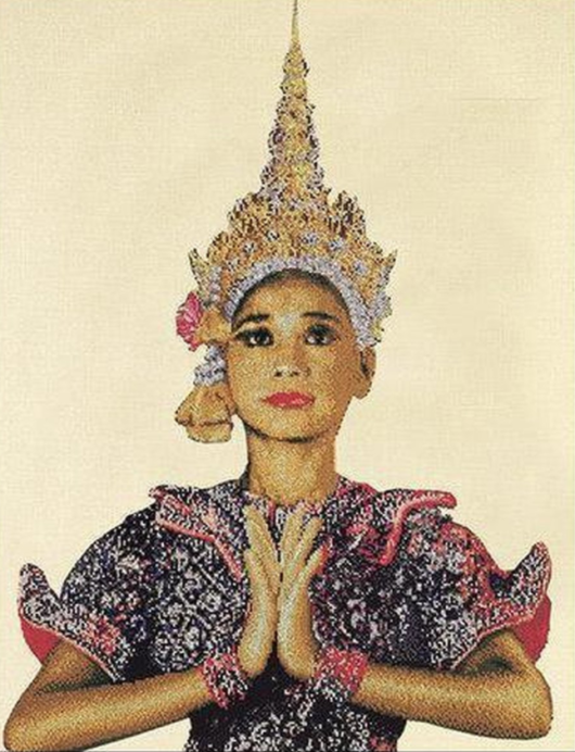 Thaise dame / Thai Lady