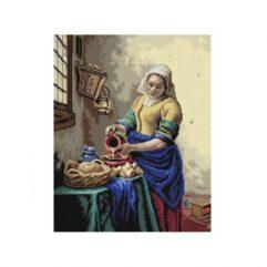Johan Vermeer - Milkmaid