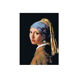 Jan Vermeer - Girl With a Pearl Earring