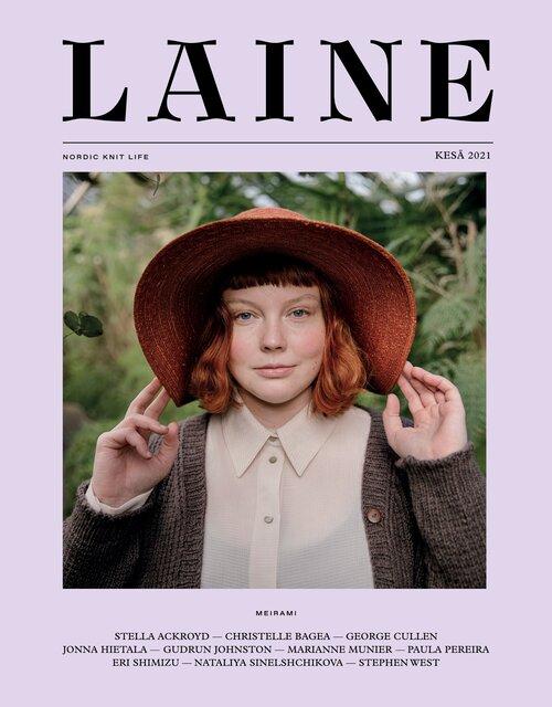 Laine Magazine - Nr 11 - Marjoram de afstap amsterdam