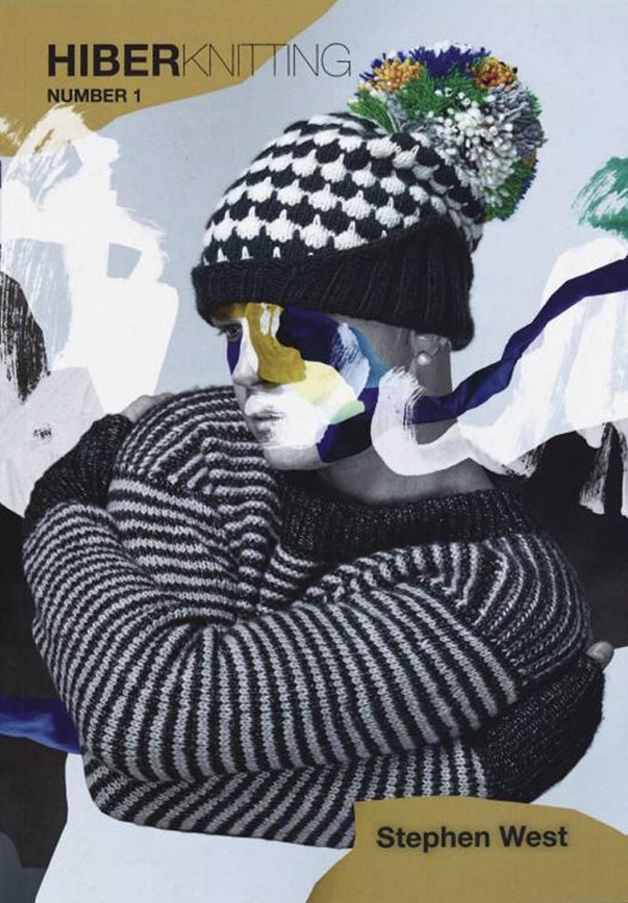 HiberKnitting - Stephen West Number 1 de afstap amsterdam
