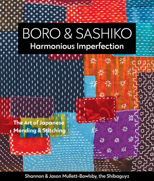 Boro & Sashiko, Harmonious Imperfection: The Art of Japanese Mending & Stitching de afstap amsterdam