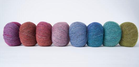 Rowan Felted Tweed Colour color breigaren kaffe fassett bij de Afstap Amsterdam