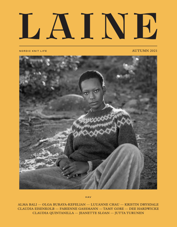 laine magazine issue 12 de afstap amsterdam