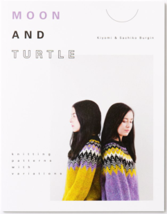 Moon and Turtle - Knitting Patterns With Variations Kiyomi & Sachiko Burgin bij de Afstap Amsterdam