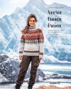 Noorse truien breien - WARME TRUIEN VOOR BUITENMENSEN EN AVONTURIERS Linka Neumann