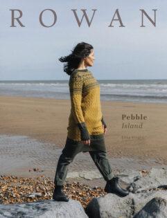 Rowan Pebble Island - boek verkrijgbaar bij wolwinkel de Afstap Amsterdam en in onze webshop