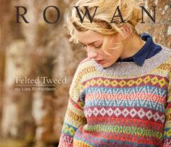 Rowan Felted Tweed Collection breiboek kopen bij wolwinkel de Aftap Amsterdam en in onze webshop! Lisa Richaradson