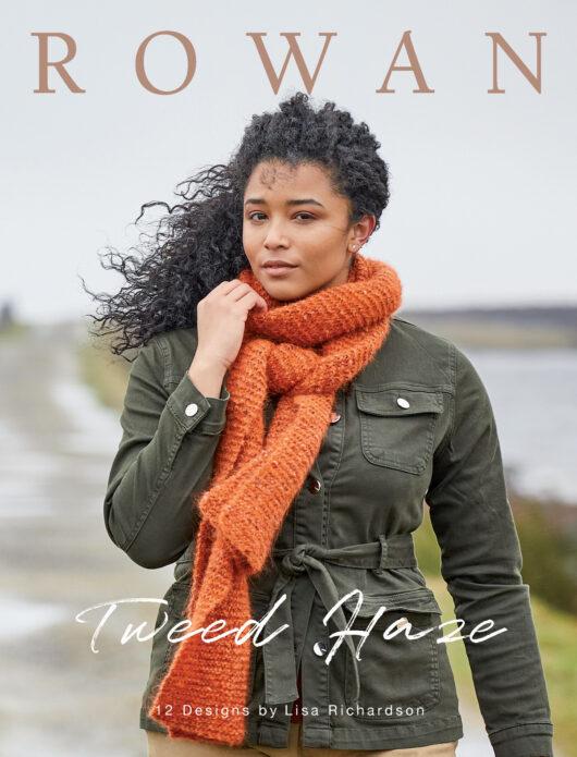 Rowan Tweed Haze - boek kopen bij wolwinkel de Afstap Amsterdam