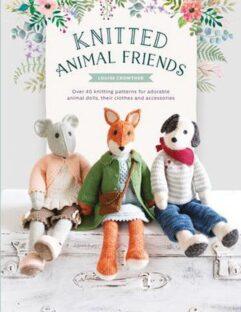 Knitted Animal Friends van Louise Crowther bij de Afstap