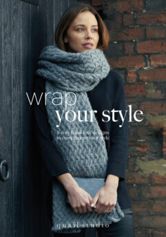 Rowan Rowan Wrap your Style by Quail Studio
