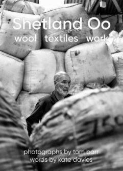 Shetland Oo kate davies bij de afstap amsterdam