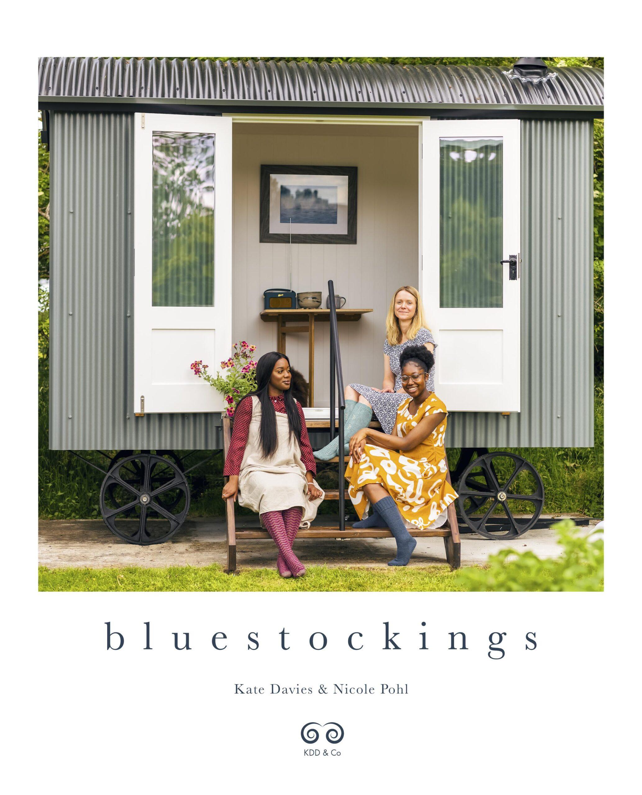 Bluestockings Kate Davies de Afstap Amsterdam